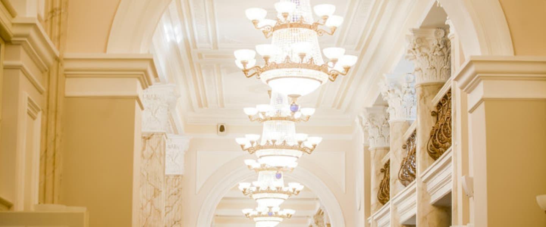 Отель Mariott, г. Минск