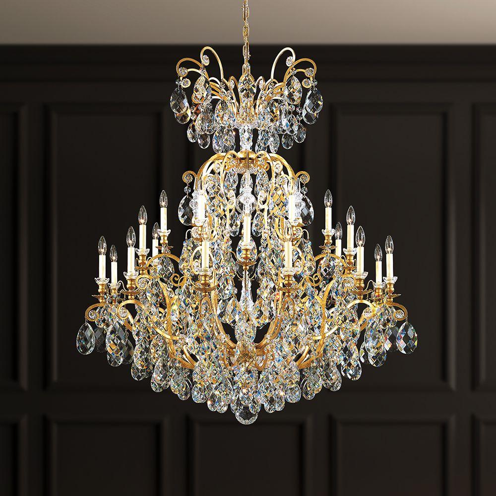 потолочные люстры в классическом стиле