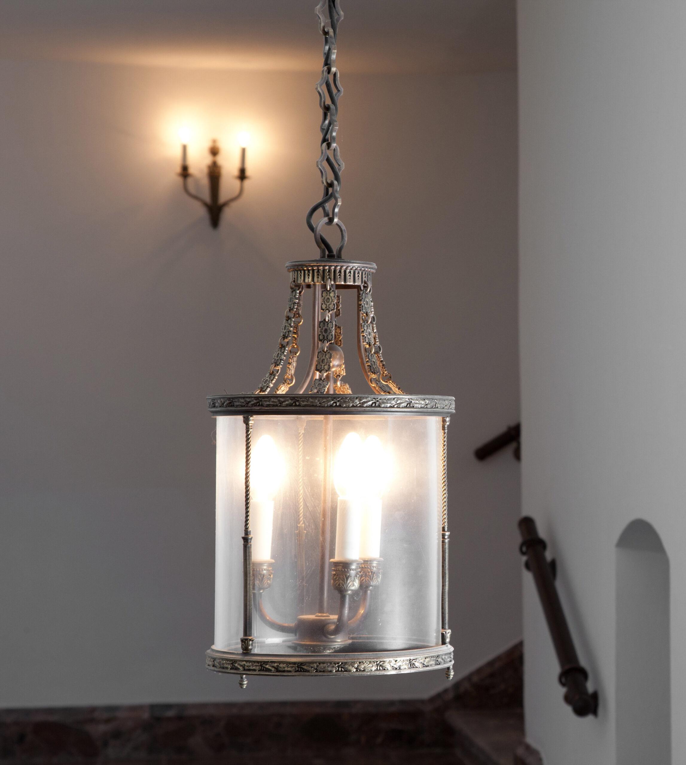 интерьерные светильники на стену